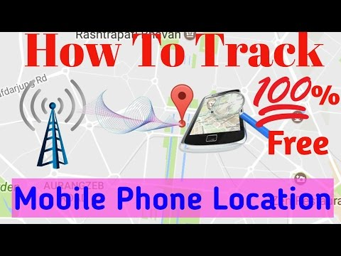 How To Track Cell Phone Location | 2017 | Track Lost Mobile For Free