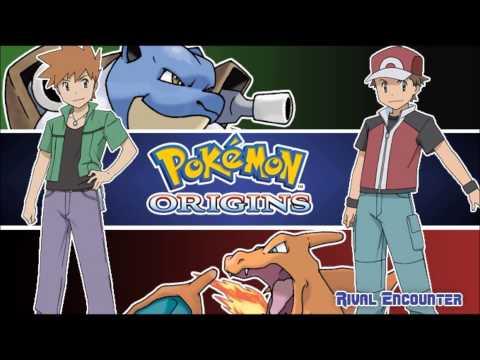 Pokémon The Origins - Rival Encounter Music Recreation (HQ)