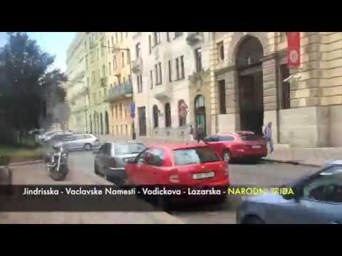 How to go from Train Station to HostelDowntown Prague