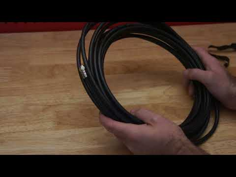 10m F to F Foxtel Extension Cable