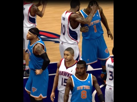 NBA 2K14 MyCareer | Knicks Throwing Turnovers | How To Switch 2k14 Controls To 2k13