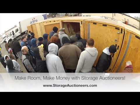 Storage Auctions by Storage Auctioneers!