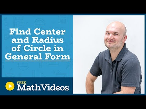 Master how to determine the center and radius of a circle by completing the square