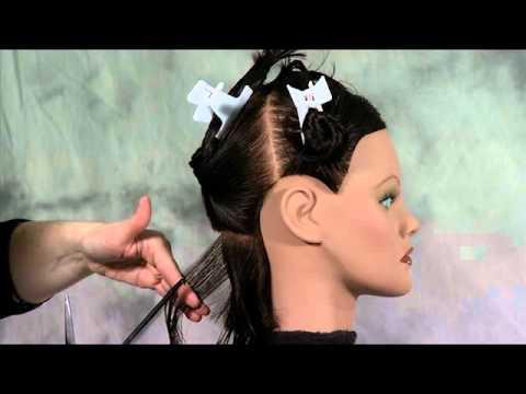 How to Do a 45-Degree (aka the Wedge) Haircut