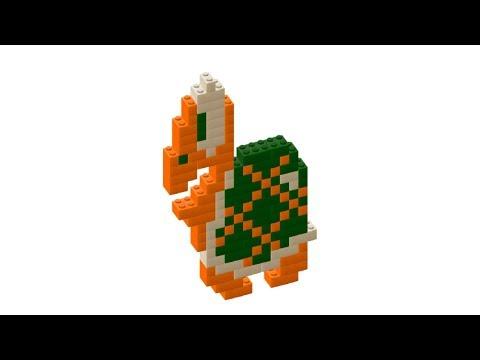 Lego Super Mario Brothers - Koopa Troopa - Speed Build