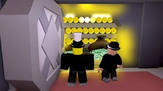 ROBBING THE BANK FOR MILLIONS.. (Roblox Jailbreak Roleplay)