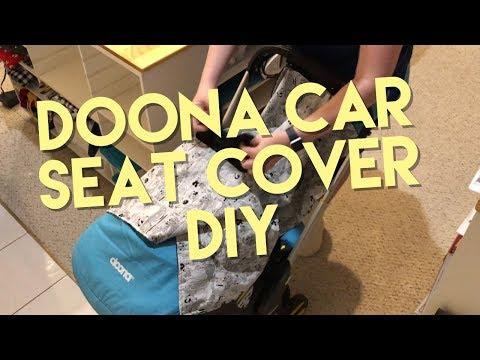 Doona Car Seat Cover DIY