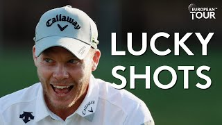 Luckiest Golf Shots of Year | Best of 2019