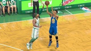 NBA 2K17 My Career - Hall of Fame Dimer! NFG2! PS4 Pro 4K
