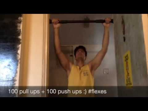 Paras Tomar Unplugged Day 5 of 45 days to a fit pack!