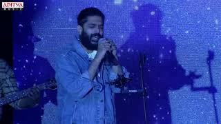 Sid Sriram - Okey Oka Lokam Live Performance | #Sashi Pre-Release Event | Aadi, Surbhi