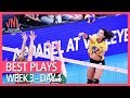 Best Volleyball Plays Week3 Day1 Womens VNL 2019
