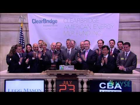 ClearBridge American Energy MLP Fund Celebrates Recent IPO