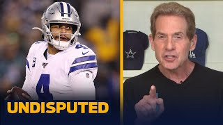 The Cowboys' locker room will turn on Dak if he holds out too long — Skip | NFL | UNDISPUTED