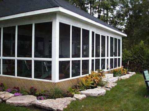 Patio Screen Enclosures in Toronto Ontario Canada