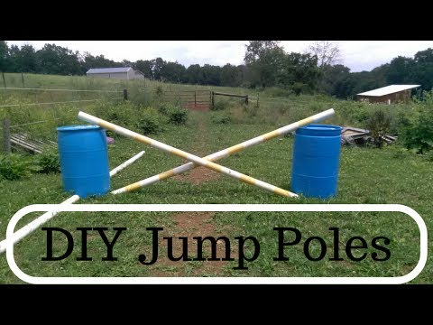 Make Your Own Jump Poles | DIY Jump Poles