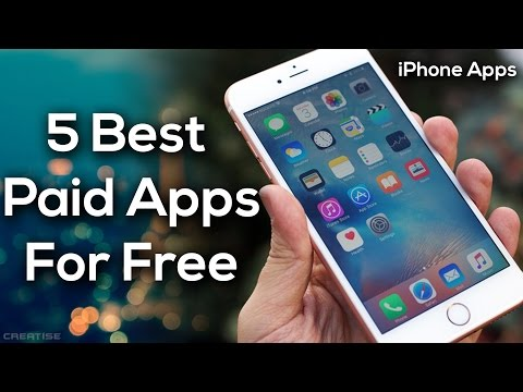 5 Best Paid iPhone apps on sale for free for a limited Time