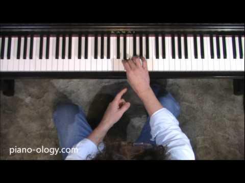 Piano Technique: Finger Crossovers