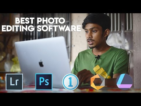 Best PHOTO Editing Software for PC and MAC!