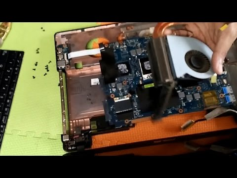[howto] Fix Asus K55DR Overheat