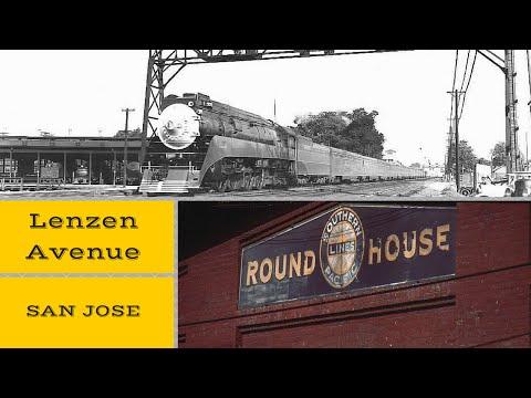 SP Roundhouse Lenzen Avenue