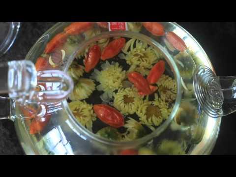 Chrysanthemum & Goji Berry Tea Recipe: Herbal Tea Blend for Eye Health