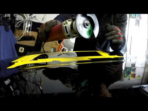 How to install custom hood vents. BMW M3 Content