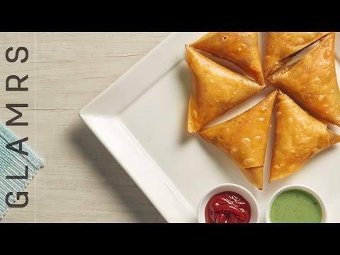 2 Easy & Tasty Non Veg Samosa Recipes | Mutton Kheema Samosa | Chicken Cheese Corn Samosa
