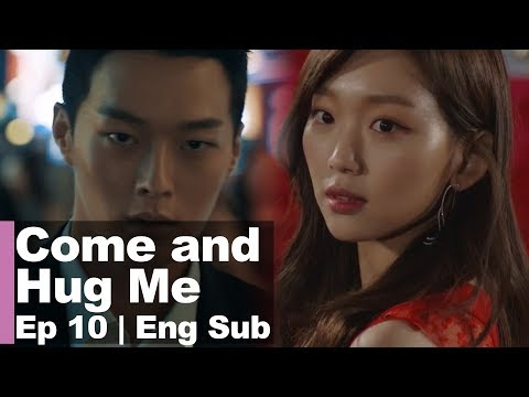 The Young Boy and Girl Turned into a Police Officer and an Actress [Come and Hug Me Ep 9]
