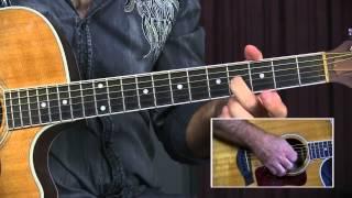 Acoustic Blues Guitar Lesson - My Favorite Acoustic Blues Guitar Lick
