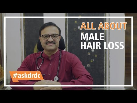 All About-Male Hair Loss | HairMD, Pune.