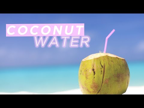 COCONUT WATER POWDER VS COCONUT WATER | ELECTROLYTE BOOSTER