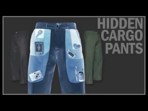 SCOTTeVEST: The Best Hidden Cargo Pants