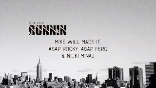 Mike Will Made It - Runnin ft. A$AP Rocky, A$AP Ferg & Nicki Minaj (Lyrics) CREED 2 THE ALBUM