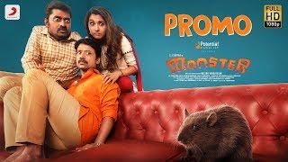 Monster - Official Promo ( Tamil ) | SJ Suryah, Priya BhavaniShankar | Justin Prabhakaran