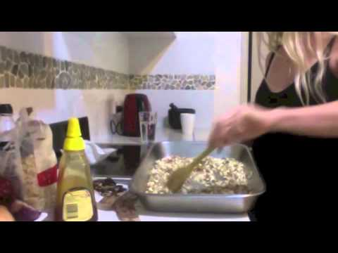 Easy Granola Recipe Making Granola Cereal For Kids - Make Your Own Cereal Mums Juggling Act