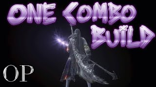 Dark Souls 3 One Combo Build (Improved)