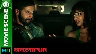 Varun Dhawan flirting with Radhika Apte   Badlapur