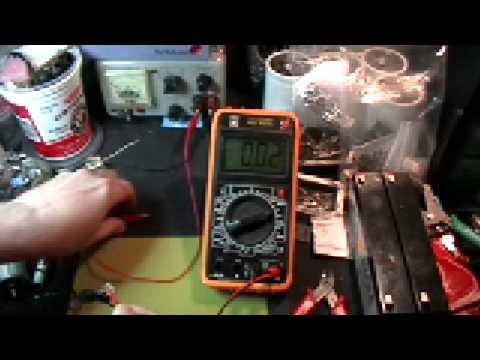 LED voltage rating