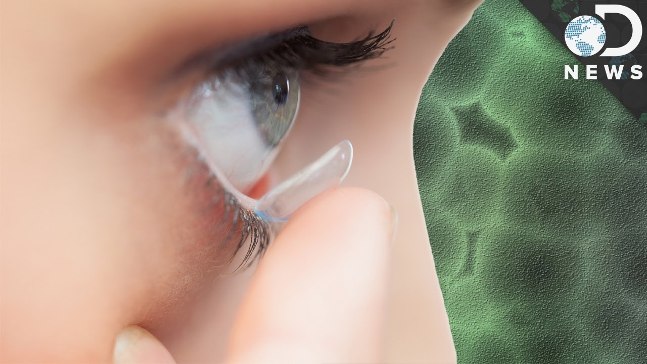 Are Contact Lenses Damaging Your Eyes