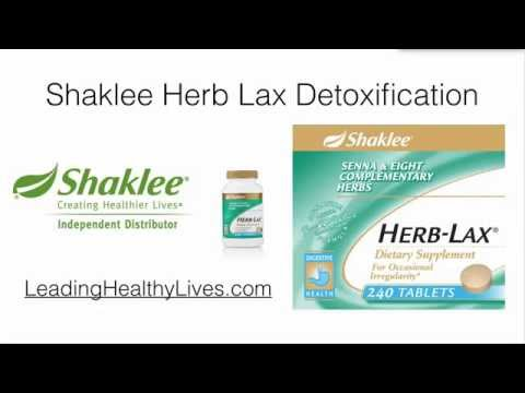 Shaklee Herb Lax - Herb Lax by Shaklee Review