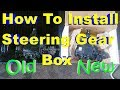 Steering Gear Box Install Dodge RAM 3rd Gen Cummins 2500