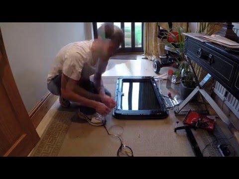Clio Leaking Sunroof Repair Fix