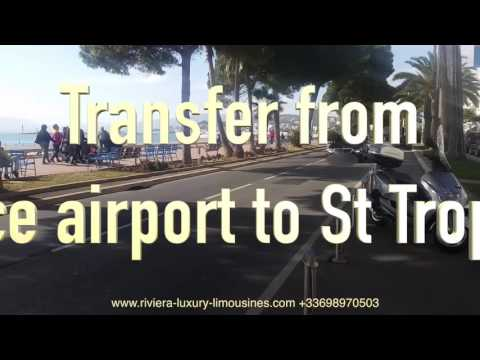 transfers from Nice airport to Cannes