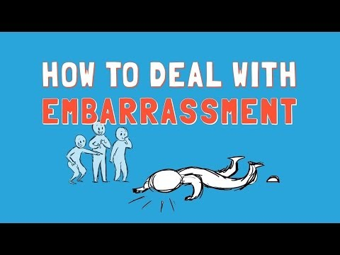 Wellcast - How to Deal with Embarrassment
