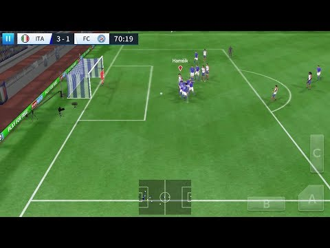 Dream League Soccer 2018 Android Gameplay #34