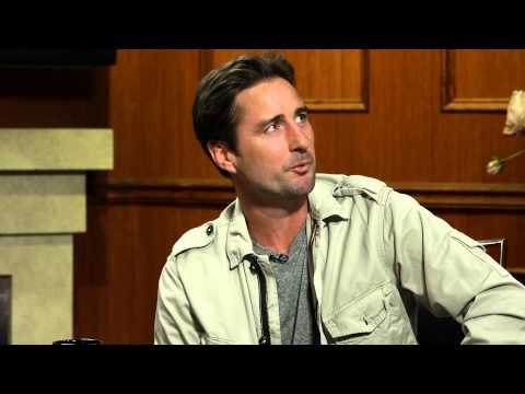 I Can't Believe You Just Called Me a Butthead | Luke Wilson | Larry King Now | Ora TV