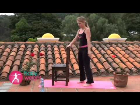 CardioMama Pre/Postnatal All Levels With Chair Spanish Preview