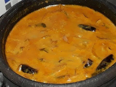 സ്വാദിഷ്ടമായ മാങ്ങാ വാട്ടിയത് How to make Green Mango Curry