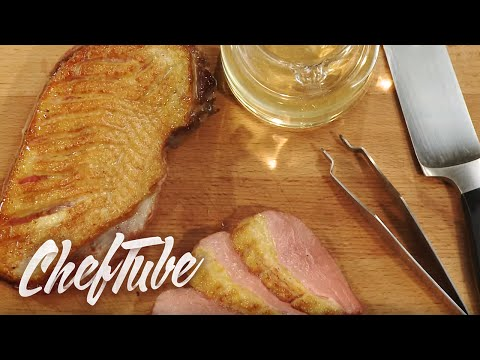 How to prepare and cook Duck Breast